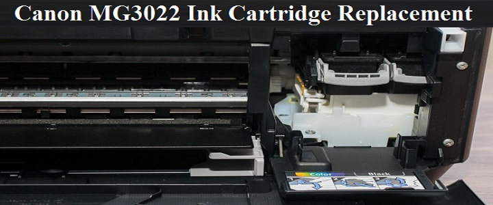 Canon MG3022 Ink