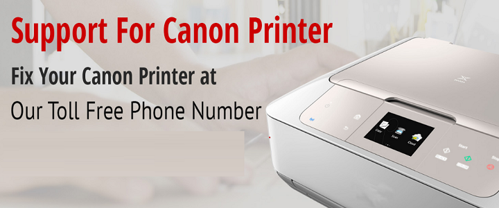 Canon Printer Support