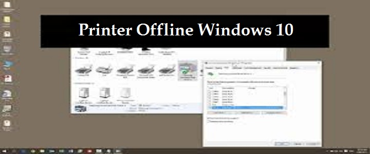 Printer Offline Windows 10