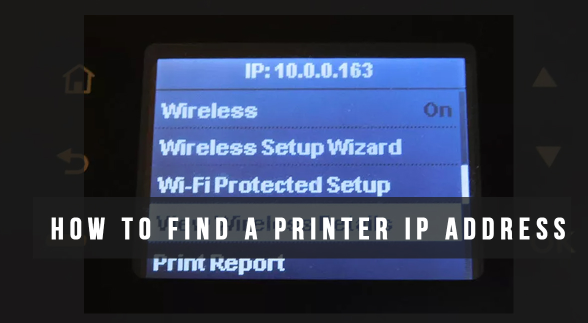How-To-Find-A-Printer-IP-Address
